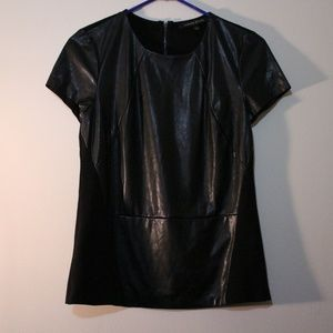 CYNTHIA STEFFE BLACK TOP  SMALL